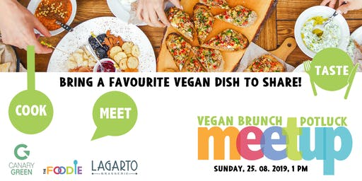 TENERIFE VEGAN BRUNCH POTLUCK MEETUP VOL. 4