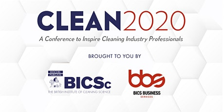 CLEAN2020 | A Conference to Inspire Cleaning Industry Professionals tickets