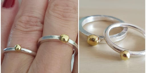 MAKE A TWO TONE RING