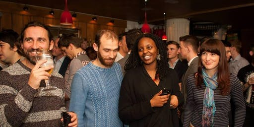 Rebel Meetups by Yena - Young Entrepreneur Networking in Edinburgh
