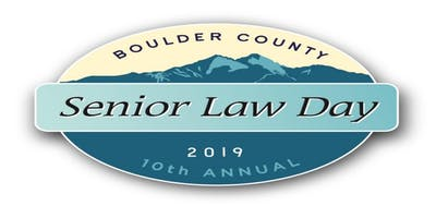 Boulder County Senior Law Day