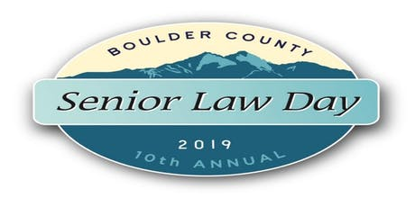 Boulder County Senior Law Day tickets