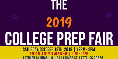 The 2019 Illuminated Scholars College Prep Fair tickets