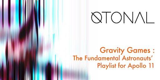 Otonal Presents APOLLO 11: THE FUNDAMENTAL ASTRONAUTS' PLAYLIST