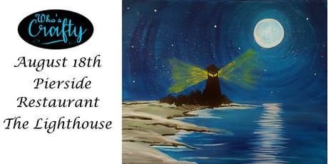 Who's Crafty - The Lighthouse - Pierside Restaurant tickets