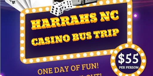 Harrah's Casino Day Bus Trip