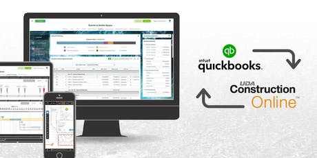 Integrating QuickBooks with UDA ConstructionSuite Software tickets