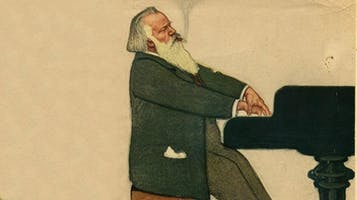"""""""An Evening with Brahms ... Himself!"""""""