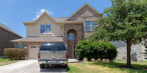 $370k Open House in Cedar Park