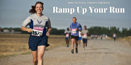 Ramp Up Your Run tickets