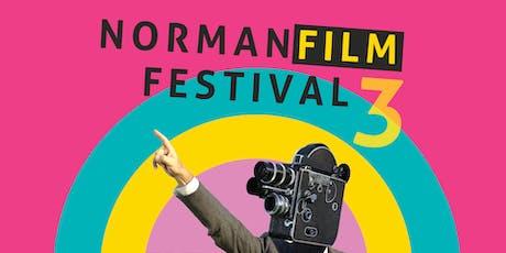 Norman Film Fest 3 tickets
