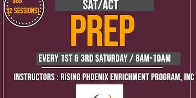 PSAT/SAT/ACT Prep