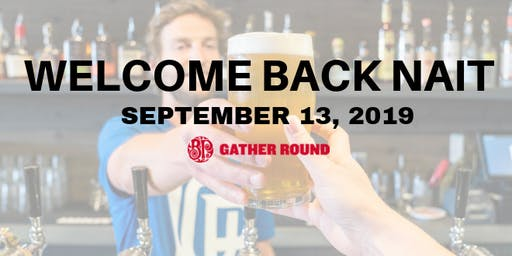 Nait Welcome Back Party