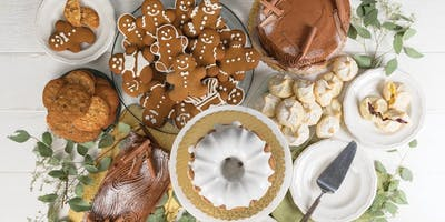 Traditional Holiday Desserts: Cooperative Cooking Experience