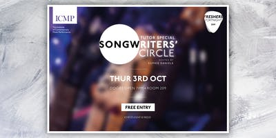 ICMP Songwriters Circle: Tutors Special