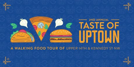 Taste of Uptown - A Unique Dining Tour tickets