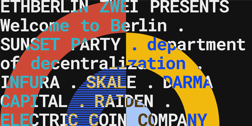 EthBerlinZwei Presents: THE OPENING PARTY