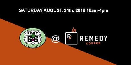 Root 66 Food Truck at Remedy Coffee tickets