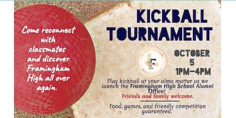 FHS Alumni Office Kickball Tournament tickets