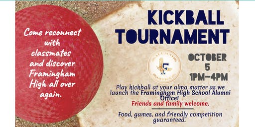 FHS Alumni Office Kickball Tournament