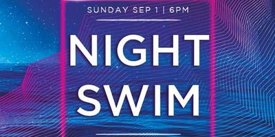 NIGHT SWIM | Joe Maz + Chizzle