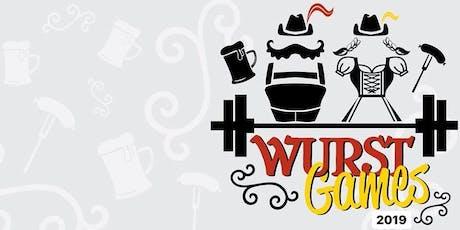 Wurst Games 2019 tickets