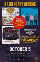 """My So-Called Band, The Action! performing """"Dookie"""", """"The Blue Album"""" and """"Nirvana Unplugged"""""""
