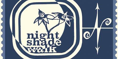 NIGHTSHADEWALK / NACHTSCHATTENGANG Tickets