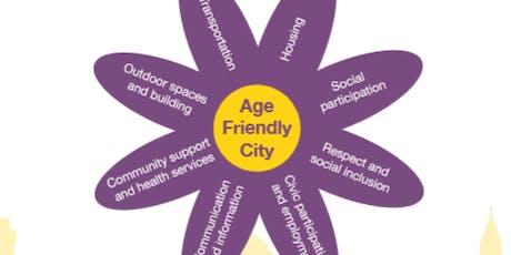 Age Friendly Communities Workshop tickets