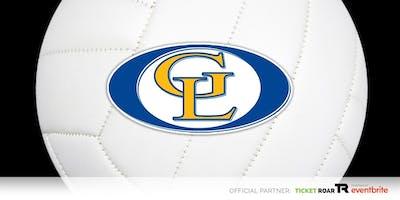 Gahanna Lincoln vs Pickerington Central FR/JV/Varsity Volleyball (Girls)