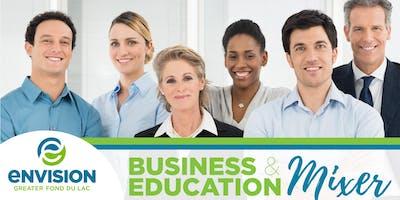 Business & Education Mixer