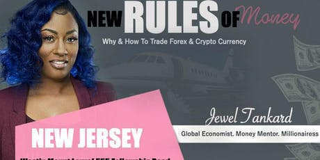 The New Rules of Money With Dr. Jewel Tankard tickets