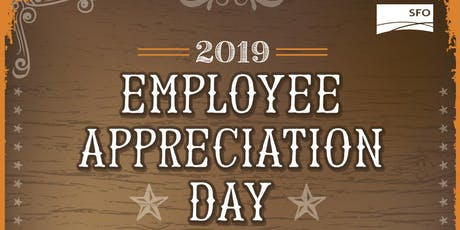 Employee Appreciation Day 2019 tickets