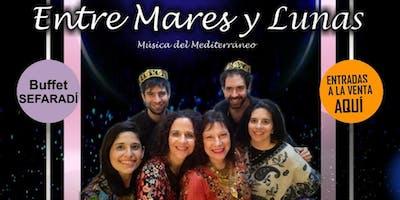 Música del Mediterráneo en el CCS - Entre mares y lunas