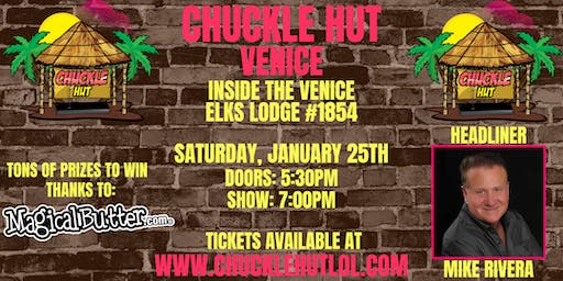 Chuckle Hut Comedy Show - Venice