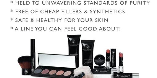 Makeup Extravaganza  with Savvy Minerals