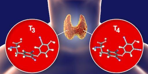 THYROID SECRETS - HYPOTHYROID, HASHIMOTO'S, HYPERTHYROID