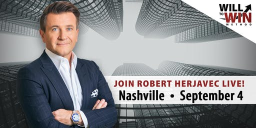 Robert Herjavec LIVE