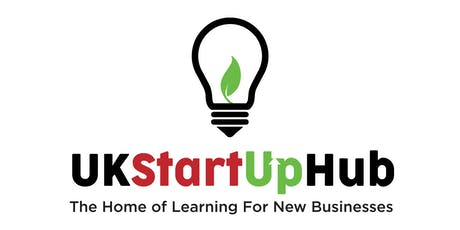 UK Start Up Hub - Thurs 12 Sept 2019 tickets