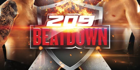 209BEATDOWN X tickets