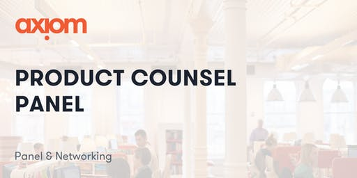 Product Counsel Panel