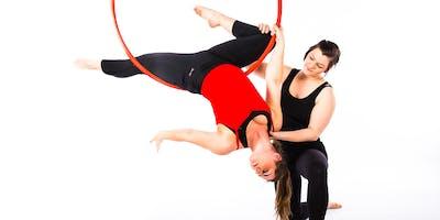 Aerial Hoop Beginners Instructor Training Course