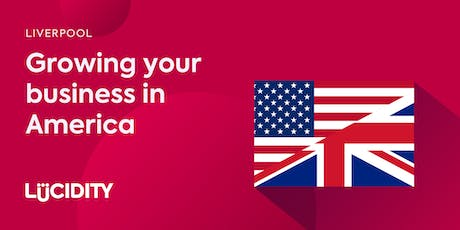 Growing Your Business In America tickets