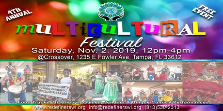 2019 Multicultural Fest tickets