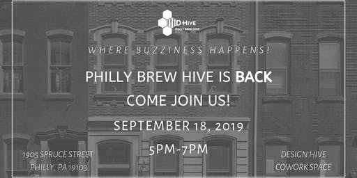 Philly Brew Hive 2019