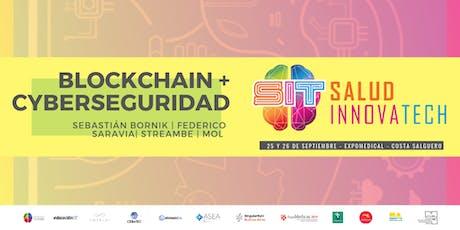 SALUD INNOVATECH | Blockchain y Ciberseguridad entradas