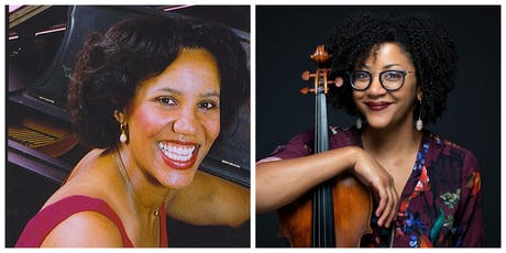 """Seeking Sanctuary"": A Viola and Piano Chamber Recital celebrating Black Artistry through Music tickets"