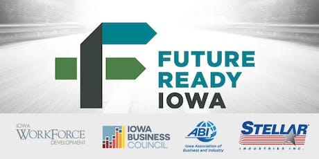 Future Ready Iowa Employer Summit - Garner tickets