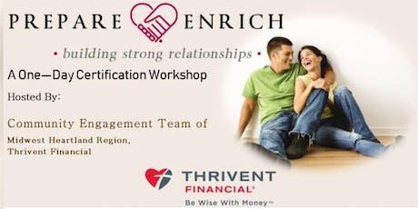 Prepare/Enrich Certification Workshop tickets