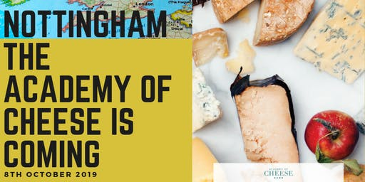 Nottingham Academy of Cheese Level 1 with Turnbulls